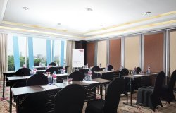 Lembong Meeting Room - Class Room Set Up
