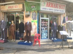 Jack Armani Suit
