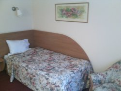 Bed is broader than standard single