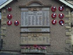 Pickering Memorial Hall