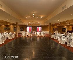 Grand Ballroom at the Radisson Hotel and Convention Centre