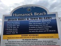Humarock Beach