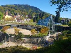 Kur- und Schlosspark Badenweiler