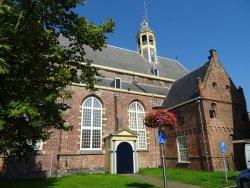 Rijksmonument Martinikerk Sneek uit 1498-1503