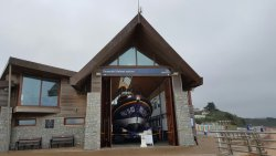 Exmouth Lifeboat Station