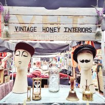 Vintage Honey Interiors