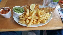 C Fresh Fish and Chips 110 lytham road