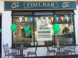 Burton Joyce Fish Bar