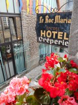 Hotel Creperie Roc Maria