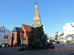 Klamottendenkmal