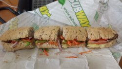 Subway Geraldton
