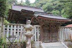 Ochidani Shrine Main Hall