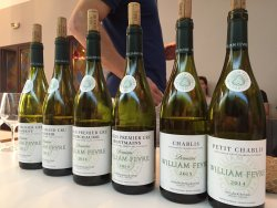 William Fevre Grands Vins De Chablis