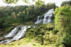 Svandalsfossen Falls