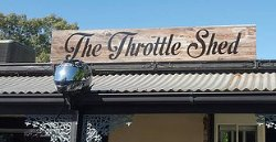 The Throttle Shed