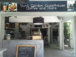 Sunil Garden Coffee and More