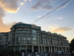 Marriott Courtyard hotel @Tbilisi