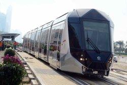 迪拜有轨电车