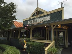 On The River Restaurant