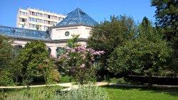 Fuveszkert - Botanical Garden of ELTE