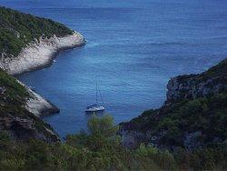 Stiniva Cove
