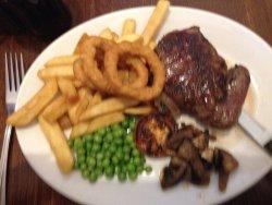 8 oz Rump Steak