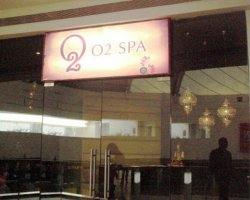 O2 Spa @ DB City Mall