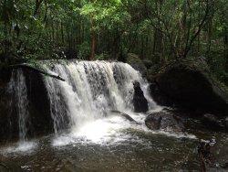 富国岛瀑布
