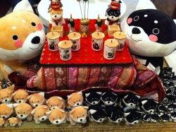 Wankodo Shiba Inu Arashiyama (Kyoto) Honten store