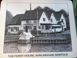 Best pub and food on the broads..