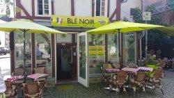 Ble Noir Creperie Bretonne, Bistro und Cafe