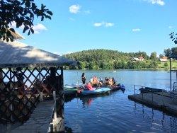 Dzampa Smartinsko Jezero