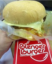 Blenger Burger