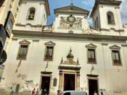 Church of N Sra do Rosario e Sao Benedito dos Homens Pretos