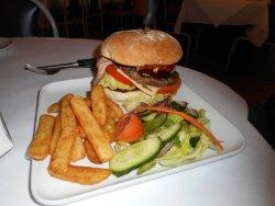 Great lunch at Tasker's Restaurant