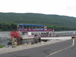 Hiawatha Paddlewheel Riverboat