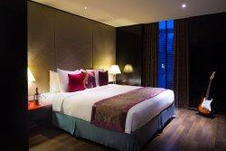 Rock Suite Platinum Room