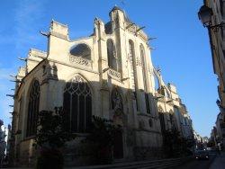 Eglise Saint-Aspais