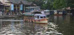 Jalasree Backwater Cruise