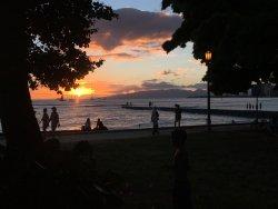 Waikiki stay