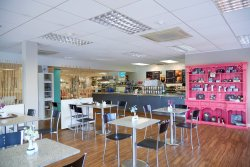 The Atrium Coffee Shop