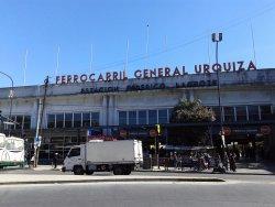 Estacion Federico Lacroze
