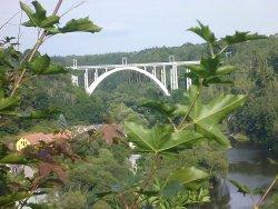 Bechyňsky Rainbow Bridge