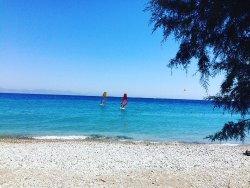 Первое путешествие в Грецию.