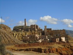 Abandoned Mines of Mazarron