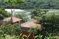 The Bay Agonda- River view