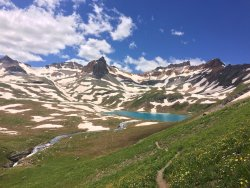 Ice Lakes Trail