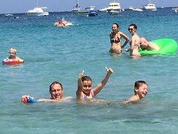 Great family beach