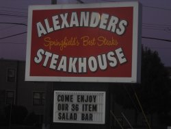‪Alexander's Steakhouse‬