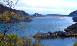 Dique Embalse Nogoli